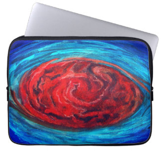 Great Red Spot of Jupiter Laptop Sleeve