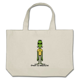 Great reusable bag, with a great message.