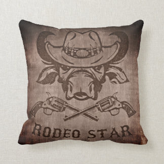 Great Rodeo Star Pillow! Cushion
