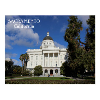 Great Sacramento Postcard! Postcard