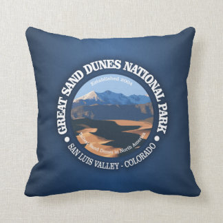 Great Sand Dunes National Park Cushion