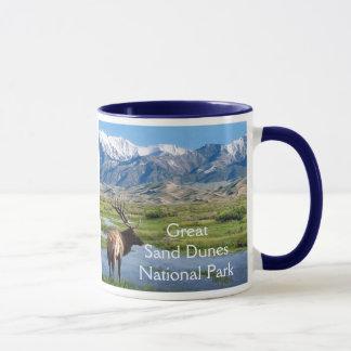 Great Sand Dunes National Park Mug