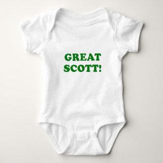 Great Scott Baby Bodysuit
