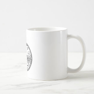 Great Seal Of  State Vermont Coffee Mug