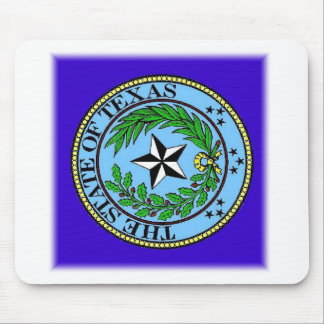 Great Seal of Texas Mousepad