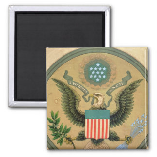 Great Seal of the United States, c.1850 Magnets