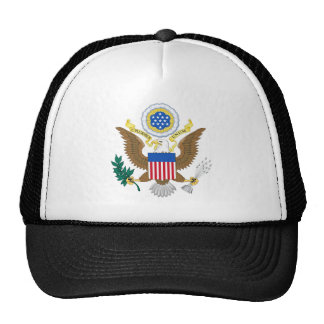 Great seal of the United States Cap