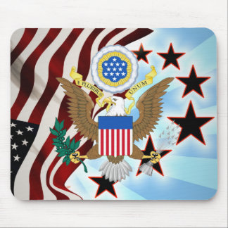 Great Seal of the United States Mouse Pad