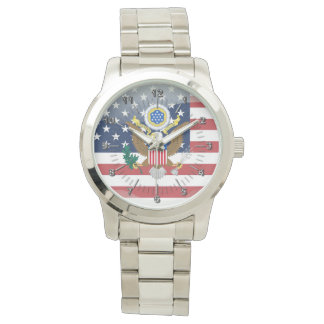 Great seal of the United States Watch