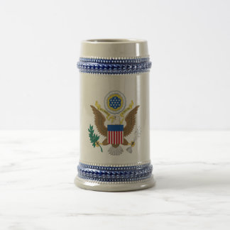 Great seal of United States Beer Stein