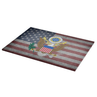 Great seal of United States Cutting Board