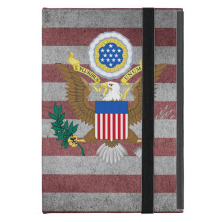 Great seal of United States iPad Mini Cover
