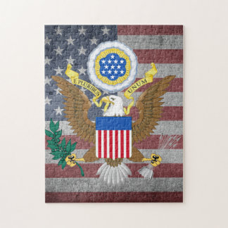 Great seal of United States Jigsaw Puzzle