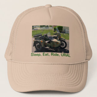 GREAT SENIOR MOMENTS TRUCKER HAT