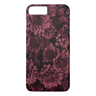 great shimmering flowers pink(I) iPhone 8 Plus/7 Plus Case