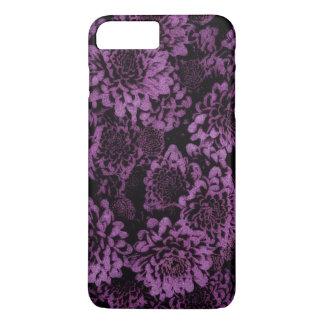 great shimmering flowers purple (I) iPhone 8 Plus/7 Plus Case
