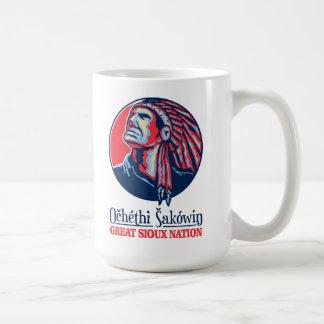 Great Sioux Nation Coffee Mug