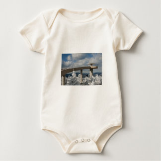 Great Smoky Mountain National Park Baby Bodysuit