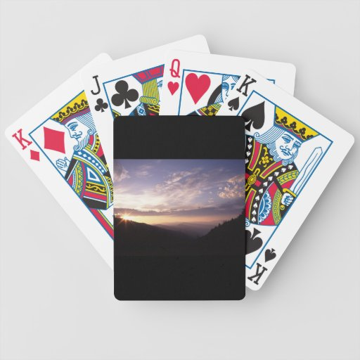 Great Smoky Mountain National Park Deck Of Cards