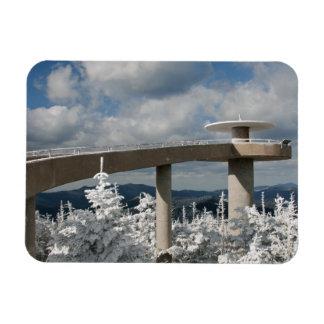 Great Smoky Mountain National Park Rectangular Photo Magnet