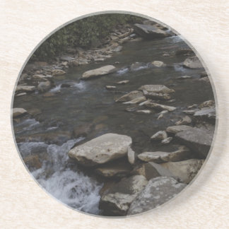 great smoky mountains 4 drink coasters