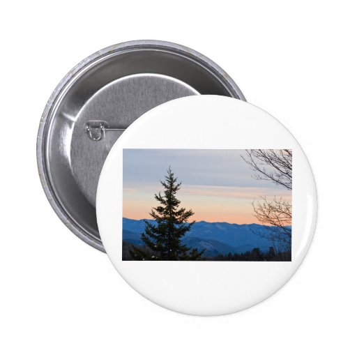 Great Smoky Mountains Pinback Button