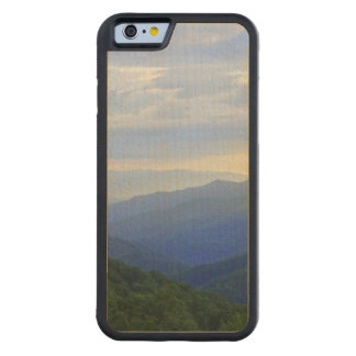Great Smoky Mountains Carved Maple iPhone 6 Bumper Case