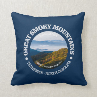 Great Smoky Mountains Cushion