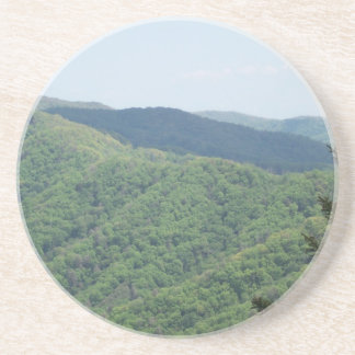 Great Smoky Mountains Drink Coaster