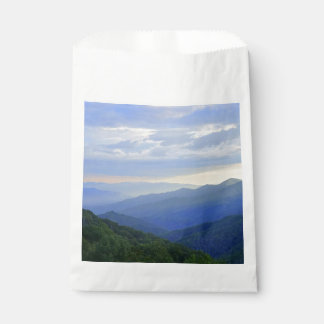 Great Smoky Mountains Favour Bags