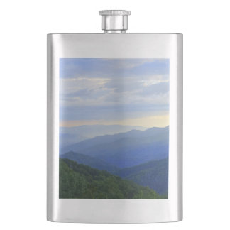 Great Smoky Mountains Hip Flask