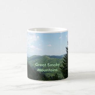 Great Smoky Mountains Magic Mug