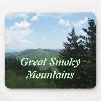 Great Smoky Mountains Mousepads