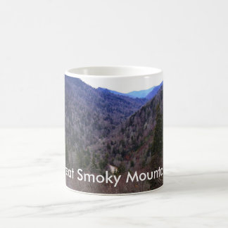 Great Smoky Mountains Coffee Mugs