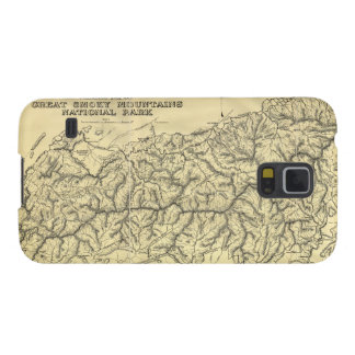 Great Smoky Mountains National Park (1934) Galaxy S5 Covers