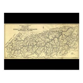Great Smoky Mountains National Park (1934) Postcard