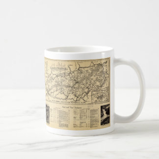 Great Smoky Mountains National Park (1940) Coffee Mug