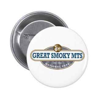 Great Smoky Mountains National Park Pin