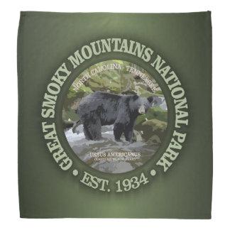 Great Smoky Mountains National Park Bandana