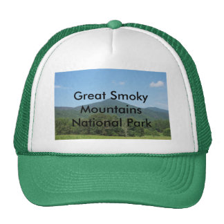 Great Smoky Mountains National Park Cap