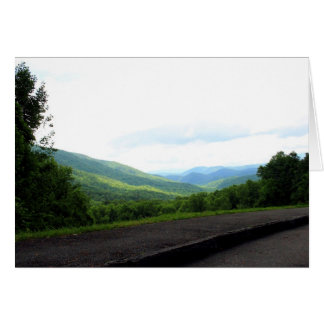 Great Smoky Mountains National Park Greeting Cards