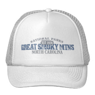 Great Smoky Mountains National Park Trucker Hat