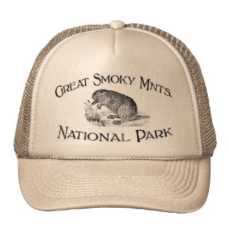 Great Smoky Mountains National Park Hats