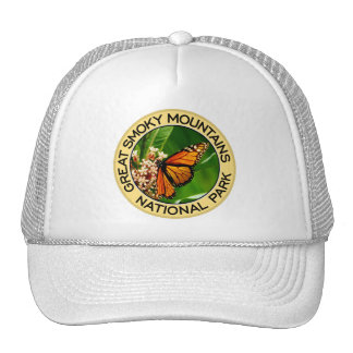 Great Smoky Mountains National Park Mesh Hats