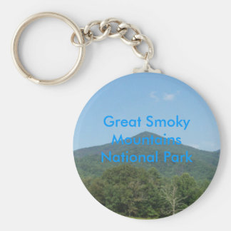 Great Smoky Mountains National Park Key Chain