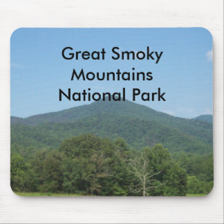 Great Smoky Mountains National Park Mouse Pads