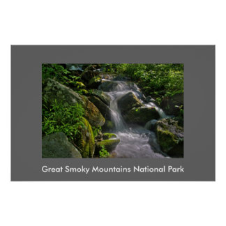 Great Smoky Mountains National Park Photo Poster