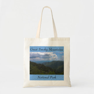Great Smoky Mountains National Park Photo Tote Bag Tote Bags