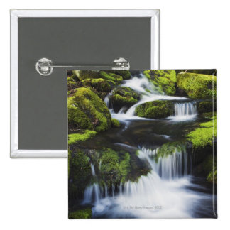 Great Smoky Mountains National Park, Tennessee 15 Cm Square Badge