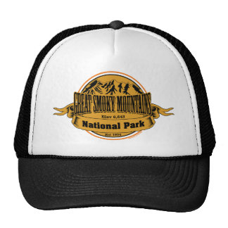 Great Smoky Mountains National Park, Tennessee Trucker Hat